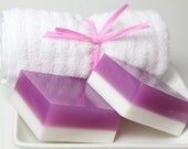 Lavender All Natural Soap with Goat's milk
