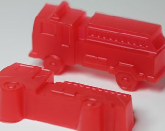 Fire Truck Soap - Children Soap - Fire and Rescue Party Favor