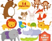 Jungle Friends ---- Personal and Small Commercial Use ---- BB 0082