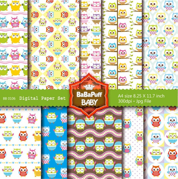 Buy 2 Get 2 Free ---- Digital Papers ---- Personal and Small Commercial Use ---- BB 0106