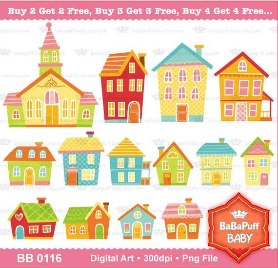 free printable house clipart - photo #21