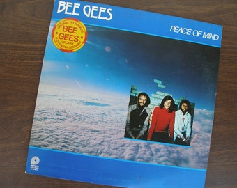 Bee Gees - Peace Of Mind (Ban 90041)