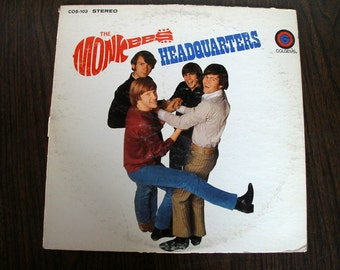 The Monkees - Headquarters (COS-103) 1967