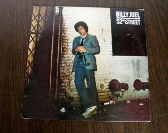 Billy Joel - 52nd Street  ( PC 35609) 1978