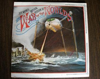 Jeff Wayne's Musical Version Of The War Of The Worlds - The Coming Of The Martians (PC2 35290 )