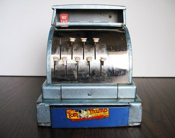Vintage Tom Thumb Cash Register