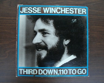 Jesse Winchester - Third Down, 110 To Go (BR 2102)