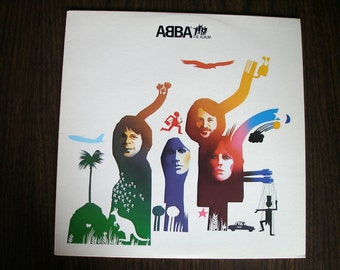 ABBA - The Album ( SD 19164) 1977