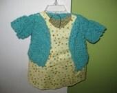 Baby Toddler Reversible Dress