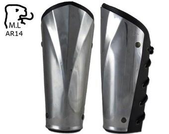 New Armor bracer in stainless steel Elf style AR14