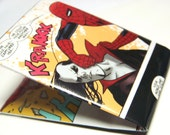 Comic Book Wallet Spiderman Spider man