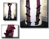 Miss Julie Skinny Scarf Pattern