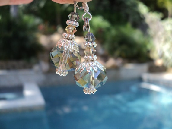 Close Out Crystal Earrings