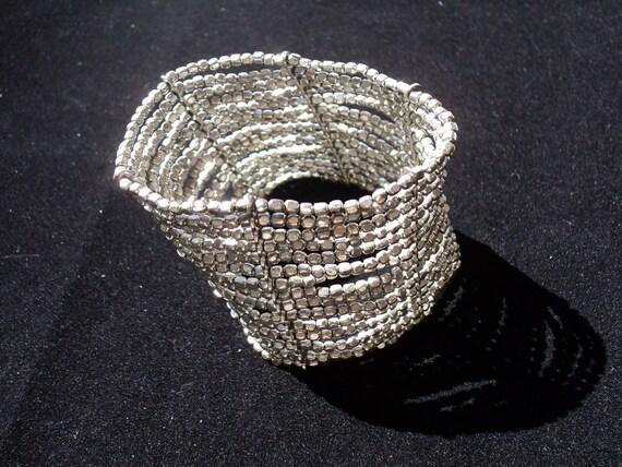 Funky Vintage Metal Bracelet