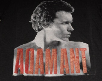 1980s Adam Ant Size S Screen Stars 80s New Wave