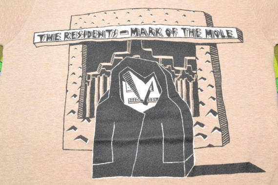 The Residents Mark Of The Mole Tshirt