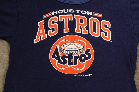 1989 ASTROS T-Shirt - Size: Kids Large