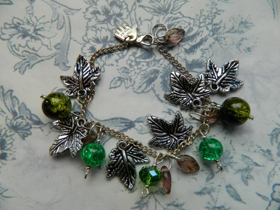 Stevie Rae Earth Affinity Bracelet - Inspired by the House of Night Series