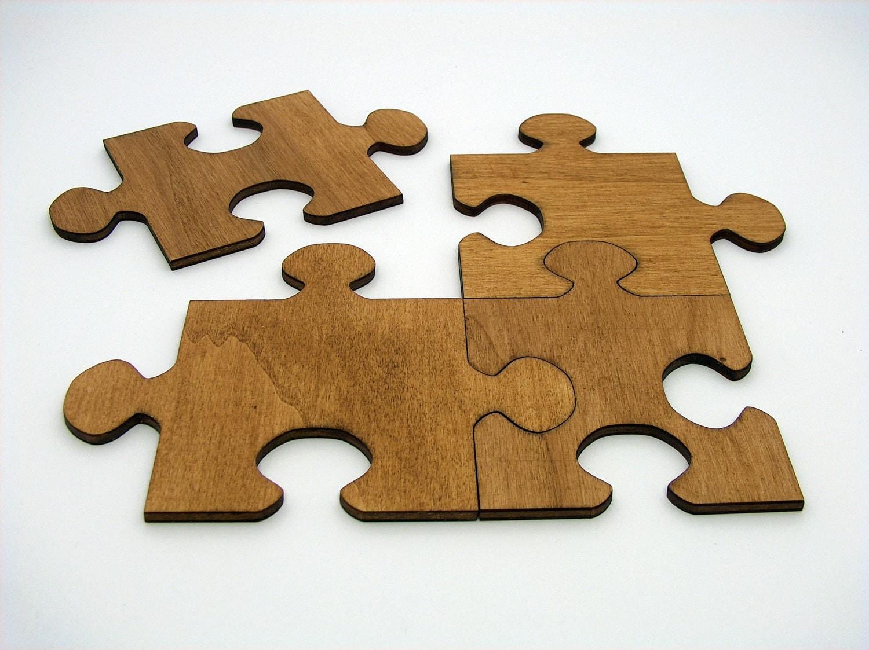Wooden Drink Coaster Woodwork Wood Jigsaw Pdf Plans