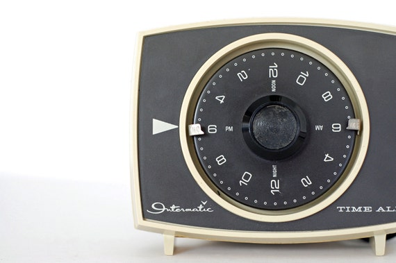 Vintage Electric Timer by Intermatic