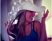 Big Bow-Tea Party & Derby Party Hat