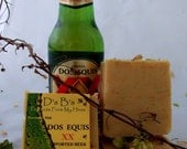 Dos Equis Beer Soap -  For the Most Interesting Man in the World - Stay Thirsty my friends