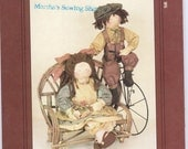 "Albert Raymond & Violet 24"" cloth doll sewing pattern"