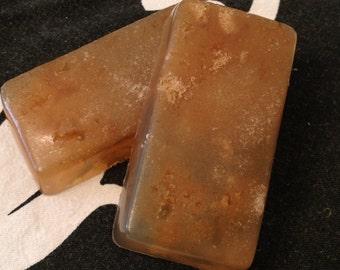 Exfoliating Brown Sugar Soap