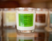 Soy Candle Wasabi Pear