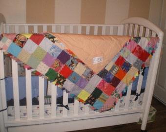 Baby Quilt-E26