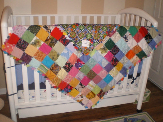 Baby boy quilt (Sports Lovers)-E-43