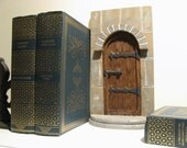 Castle Fairy Door for Tooth Fairys and Fairys That Make Wishes Come True