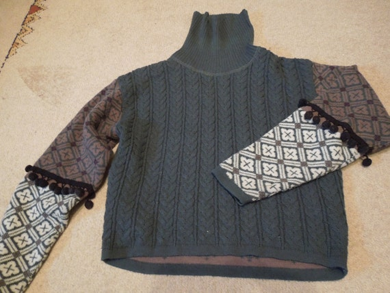 Vintage KOOKAI Turtle Neck Sweater