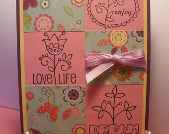Multi Occasion Spring Card