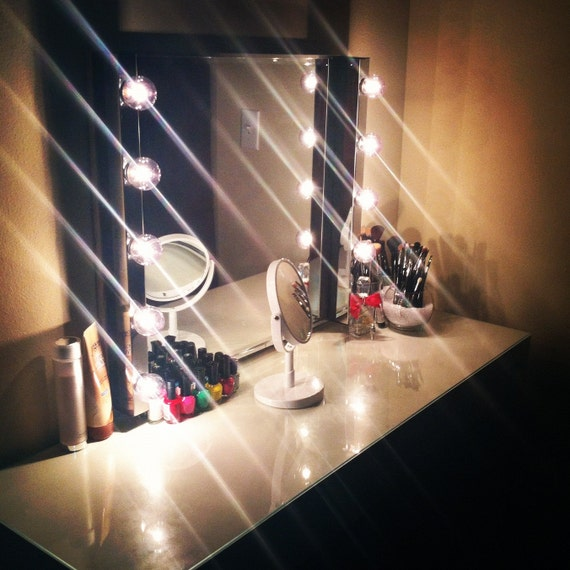 Items Similar To Hollywood Vanity Mirror On Etsy