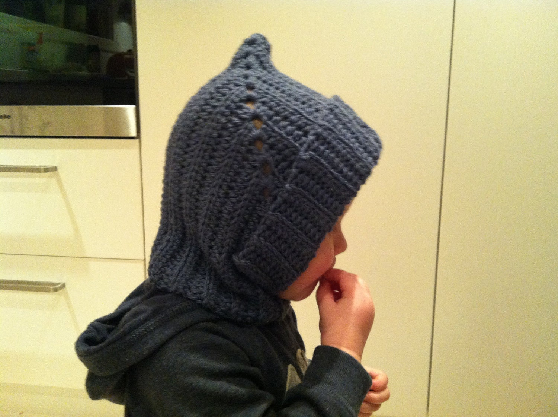 Balaclava Knitting Pattern Easy : Pixie Balaclava Crochet Pattern by DesignByKatieHanken on Etsy