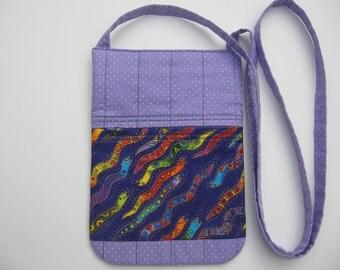 SALE! small crossbody bag or shoulder purse handmade sling bag hipster small travel bag