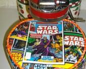 Stand mixer bowl cover/ cozy, Star Wars, 6 quart bowl