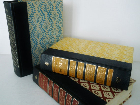 Vintage Book Bundle: Set of 3 1969 Reader's Digest Condensed Books