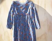 Children's Long Sleeved Dress size 6-8