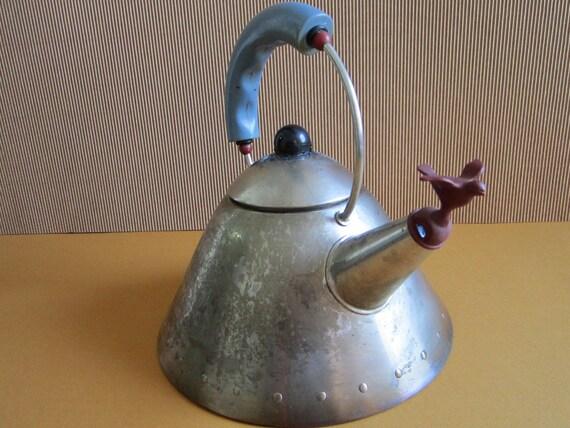Michael Graves Alessi Tea Kettle