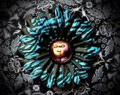 Horror Hunks: Chucky hair flower