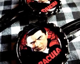 Dracula hair clips