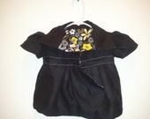 Little Girls Lined Jacket - 12/18 months, 2T, 3T, 4T