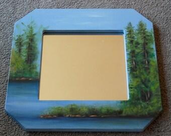 Lake View Mirror