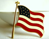 american flag red white and blue metal embellishment 36mm (1)