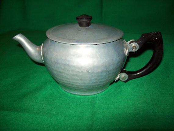 Small 1950's Teapot From N. C. Joseph, Ltd. of Stratford-On-Avon, England