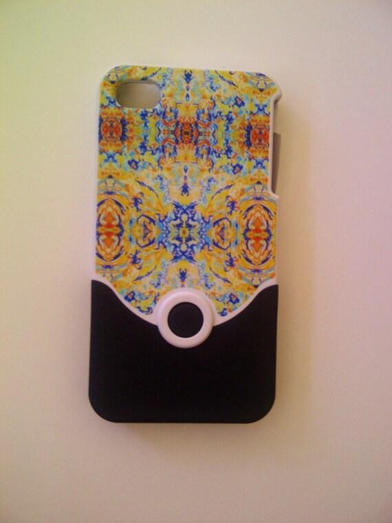 Gold Mirror iPhone 4/4S Case