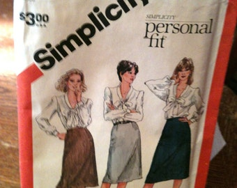 Simplicity Ladies Skirt Pattern 5788