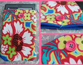 Nook Tablet Cover -- Kindle Fire Cover -- Kindle Sleeve -- Handmade to Order eReader Sleeve -- Mothers Day Gifts -- Gifts for Her